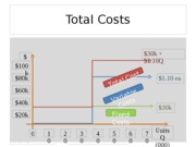 Total and Unit Cost diagrams