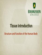 Tissue Introduction.ppt
