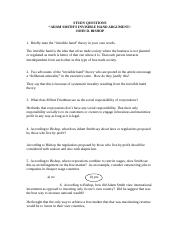 INVISIBLE HAND STUDY QUESTIONS.doc