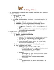 Notes - Modules 3 and 4