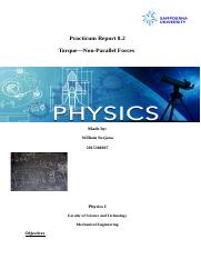 William Surjana - Physics Practicum 8.2 Report.docx