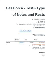 Session 4 - Test - Type of Notes and Rests.pdf