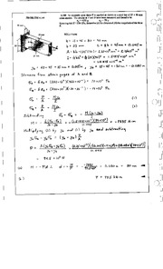 402_Mechanics Homework Mechanics of Materials Solution