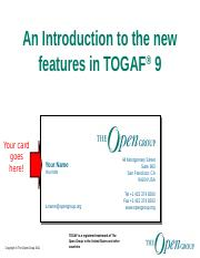 TOGAF9_intro-2011-1.ppt