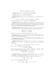 312hw9-solutions