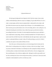 LIN345 Reflection 1.docx