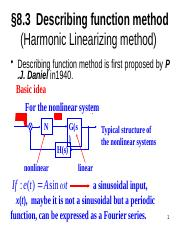 2 Describing function method - LL.pptx