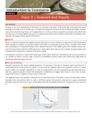 Topic 2_Demand and Supply_Final