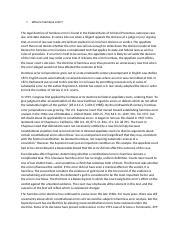 harmless error doctrine term paper