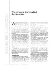 14 - The always connected generation.pdf