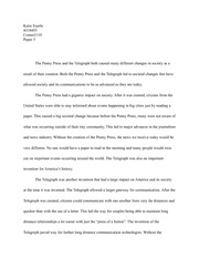 effect of television on youth essay