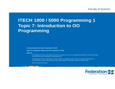 ITECH1000 Introduction to OOP.pdf