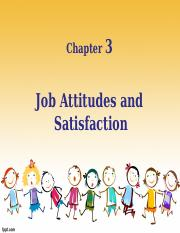 chap 3_job attitudes n satisfaction_dr rosmah_161