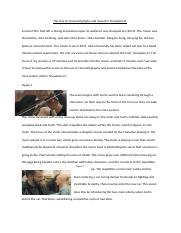 The Use of Cinematography and Sound in Snowpiercer Draft 5.docx