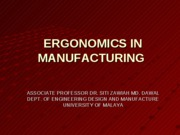 ERGONOMICS_in_MANUFACTURING_-_INTRODUCTION_-2010