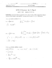 MTH132_Test4_Solution
