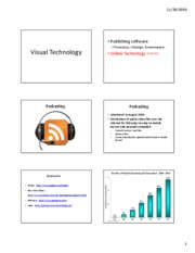 Lecture9_VisualTechnology