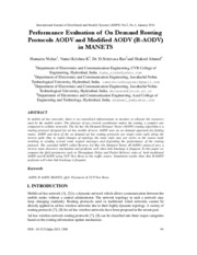 aodv_v2 pdf - A Tutorial on the Implementation of Ad-hoc On Demand