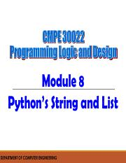 CMPE-30022-Module-8-Strings-and-Lists.pdf