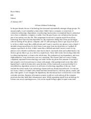 BIS technology reflection.docx