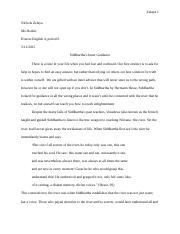 Summer Reading Analytical Essay - NICHOLS ZELAYA