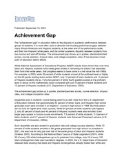 OWA.Achievement.Gap