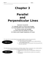 Chap 3 Parallel and Perpendicular Lines.doc