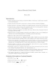 Natural_Hazards_Study_Guide