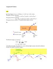 Solution to assignments1-2014.pdf