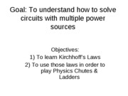 P219lecture07Kirchoffs