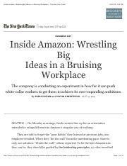 Inside Amazon  Wrestling Big Ideas in a Bruising Workplace - The New York Times.pdf