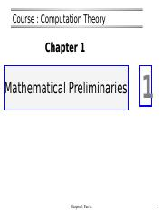 Ch01 Mathematical Preliminaries.PPT