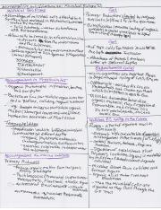 Microbial Ecology 2 Notes