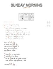 _Sunday Morning_ by Maroon 5 Ukulele Tabs on UkuTabs.pdf