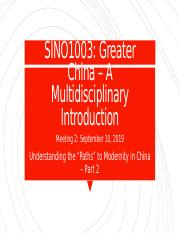 SINO1003-Meeting 2-September 10.pptx