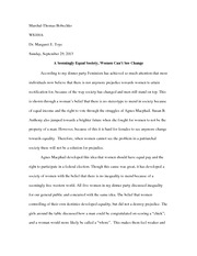 Personal essay college admission