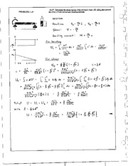 1343_Mechanics Homework Mechanics of Materials Solution