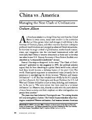 China vs America - Managing the Next Clash of Civilizations by Graham Allison (1).pdf