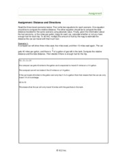 Alg1UR_M2L6_1_teacher_graded_assignment_PROJECT_GUIDE