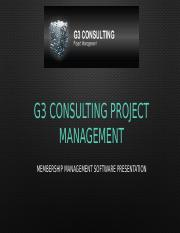 G3 Consulting Final-Presentation-4-30-14
