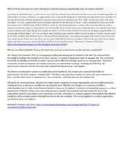 Discussion Week 6