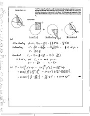 253_Mechanics Homework Mechanics of Materials Solution