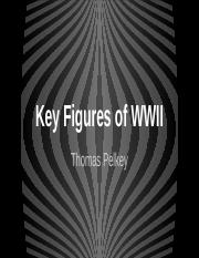 Key Figures during WWII