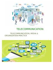 TELECOMMUNICATION GROUP PROJECT.docx