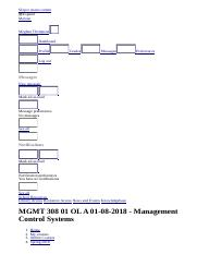 MGMT 308 01 OL A 01-08-2018_ Financial Performance Evaluation.html