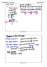 M2412 Lecture note 16