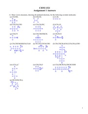 N(ch3)3 Lewis Structure Assignment 1 An...