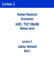 Lecture 2 - 6385ONLINE LD - Part I.ppt