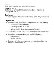 2-15-Defs of health+Health behaviors-rev