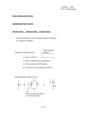 RFIC_Lecture_Note_No8_p114-p145 (Noise)